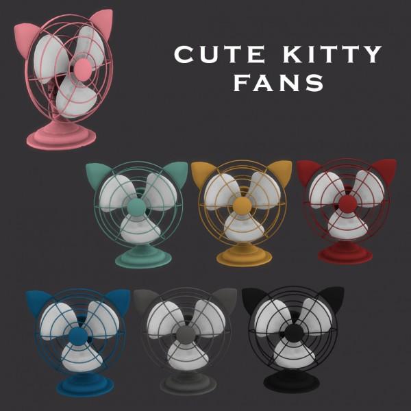 Leo 4 Sims: Kitty Fans
