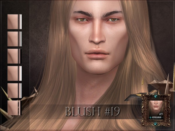 The Sims Resource: Blush 19 by RemusSirion