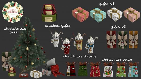 Leo 4 Sims: Merry Christmas