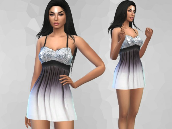 The Sims Resource: Cocktail Dress by Puresim