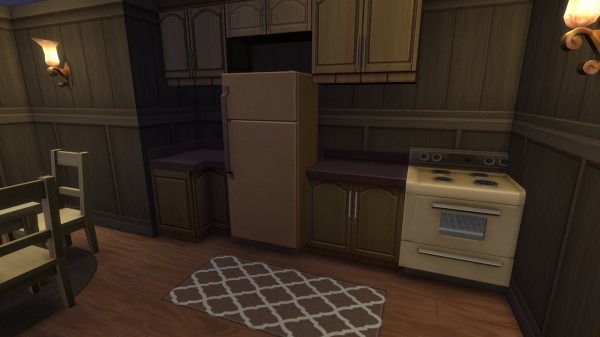 Mod The Sims: he decades challenge   1890s house No CC by iSandor