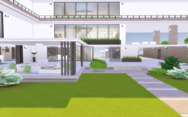 Via Sims: House 65   Celebrity Home