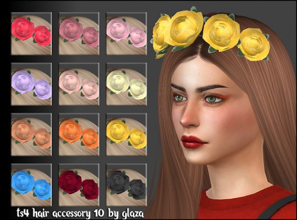 All by Glaza: Hair accessory 10