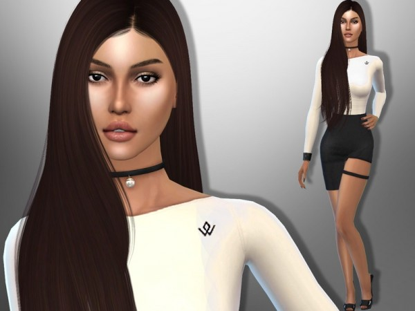 The Sims Resource: Veronica Alonso by divaka45