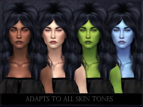 The Sims Resource: Female Skin 18   Overlay by RemusSirion