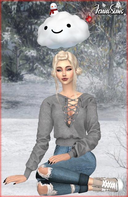 Jenni Sims: Christmas Goodies : Accessory Cloud , Lipsticks Xmas