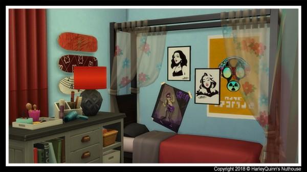 Harley Quinn Nuthouse: Christmas Apartment