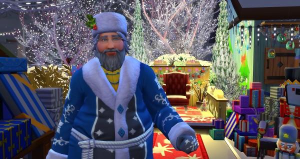 Studio Sims Creation: Windenburg Christmas Market