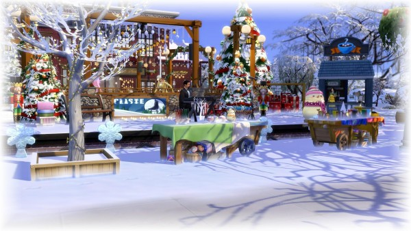 Luniversims: Willow The rink by chipie cyrano