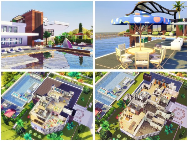 The Sims Resource: Green hills by Danuta720