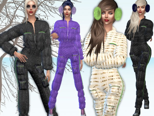 The Sims Resource: Jumpsuit by Sims House