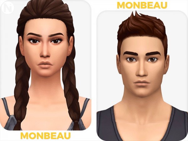 The Sims Resource: Skinblend by Nords