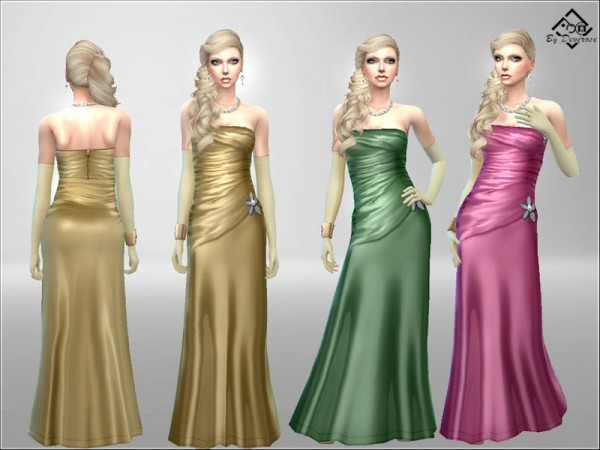 The Sims Resource: Satin Dream Holidays by Devirose
