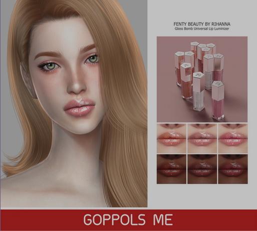 GOPPOLS Me: Gloss Bomb Universal Lip