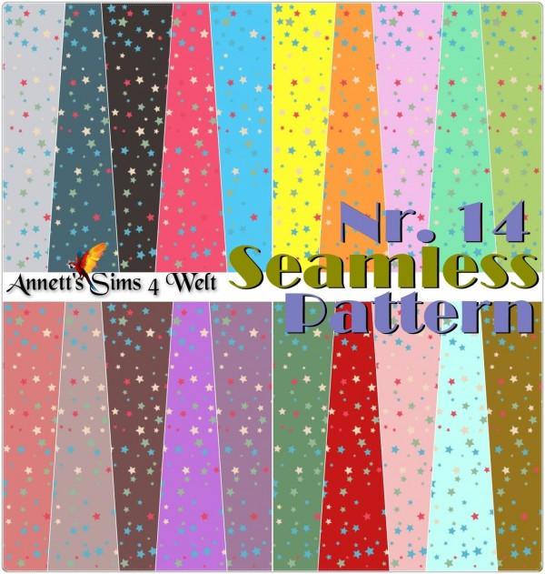 Annett`s Sims 4 Welt: Seamless Pattern   Nr. 14