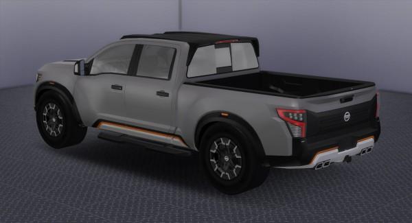 Tylerw Cars: 2017 Nissan Titan Warrior Concept
