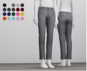 Rusty Nail: Fromal pants M