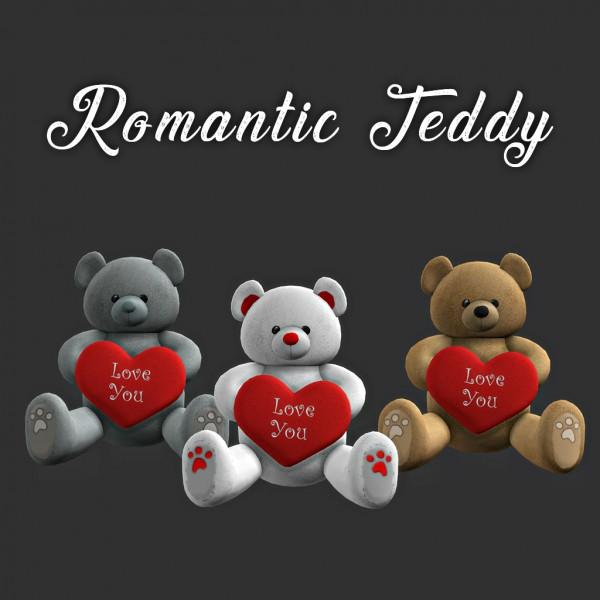 Leo 4 Sims: Romantic Teddy