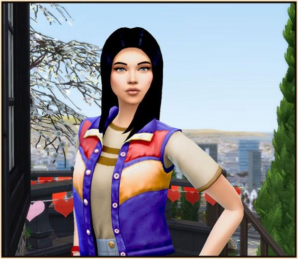 Les Sims 4 Passion: Aelia Seignier