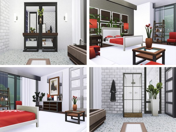 The Sims Resource: Morgan House by Rirann