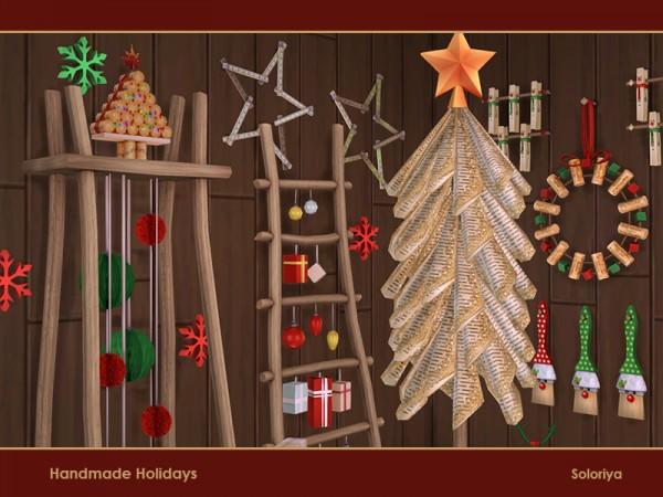 The Sims Resource: Handmade Holidays by soloriya