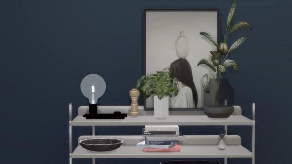 Meinkatz Creations: Control Lamp