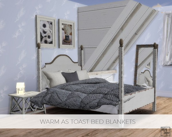 Blooming Rosy: Warm as toast