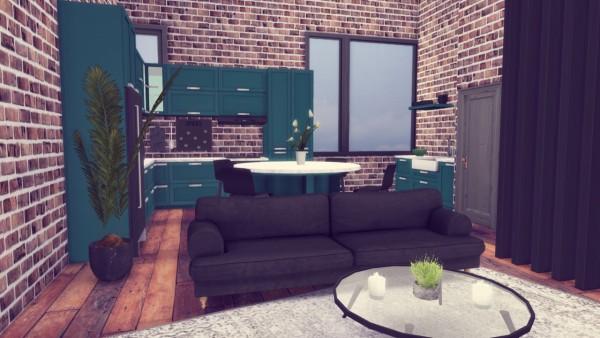 Simming With Mary: 910 Medina Studios