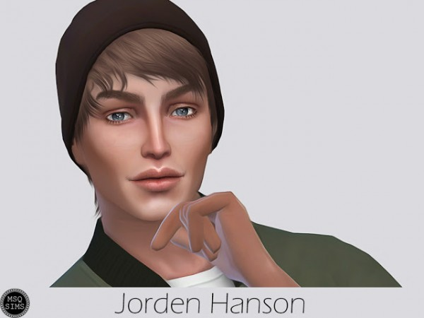 MSQ Sims: Jorden Hanson