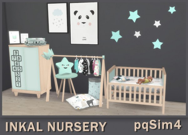 Pqsims4 Inkal Nursery Sims 4 Downloads