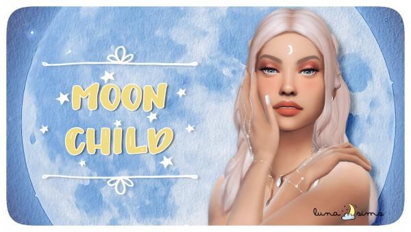 Luna Sims: Moon Child Sim