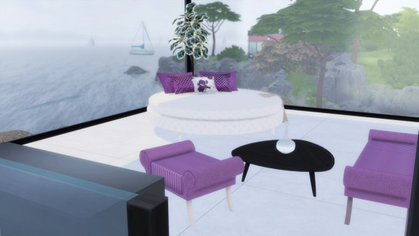 Simming With Mary: Right Angles House
