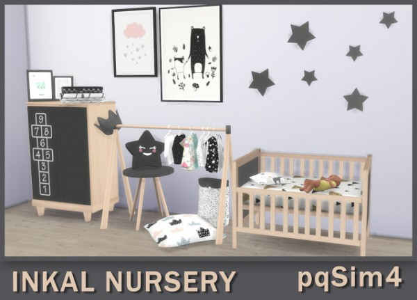 PQSims4: Inkal Nursery • Sims 4 Downloads