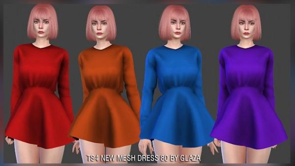 All by Glaza: Dress 80
