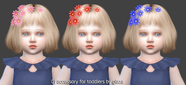 All by Glaza: 01 accessory for toddlers