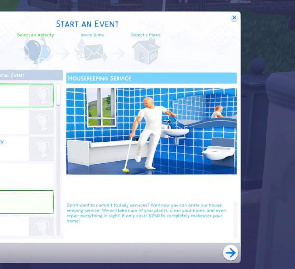 Kawaiistacie: Housekeeping Service Event