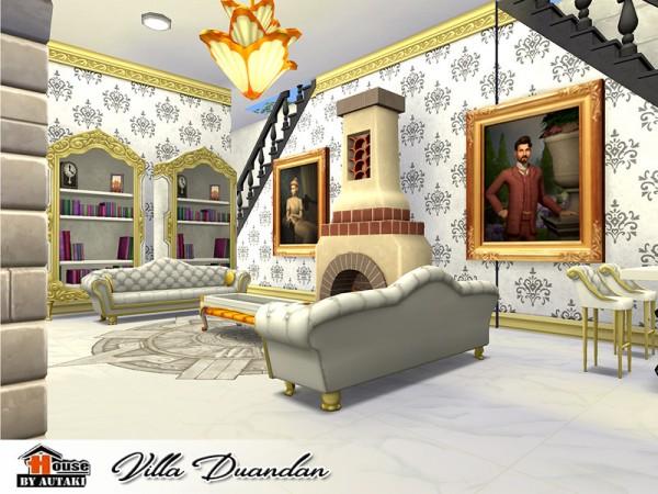 The Sims Resource: Villa Duandan by Autaki