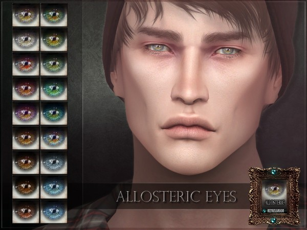 The Sims Resource: Allosteric Eyes by RemusSirion