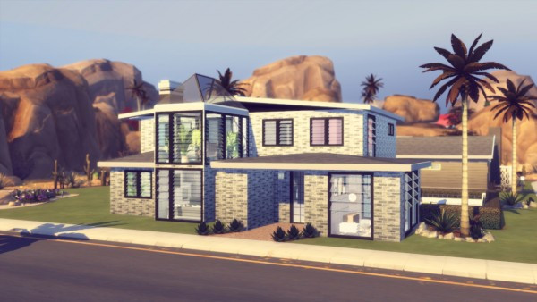 Simming With Mary: Dusty Turf House