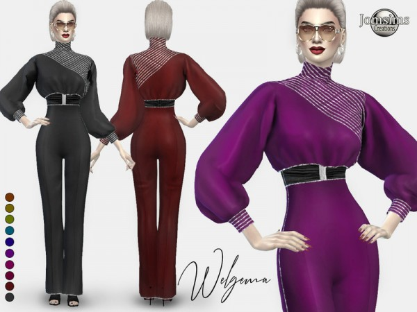 The Sims Resource: Welgema outfit by jomsims