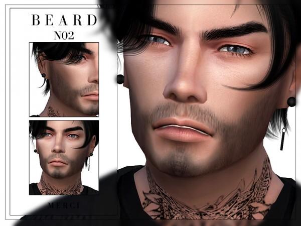 The Sims Resource: Beard N02 by Merci