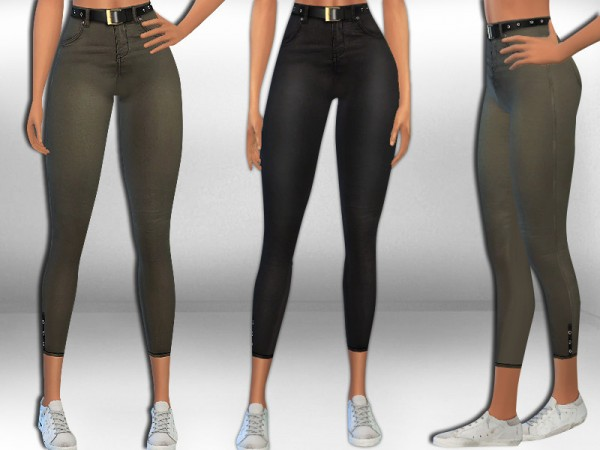 The Sims Resource: Only Push Up Jeans by Saliwa