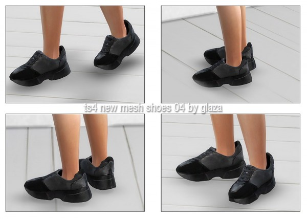 All by Glaza: Shoes 04