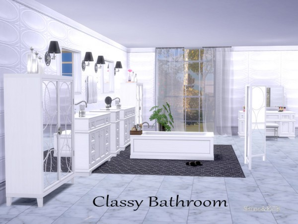 The Sims Resource: Bathroom Classy by ShinoKCR