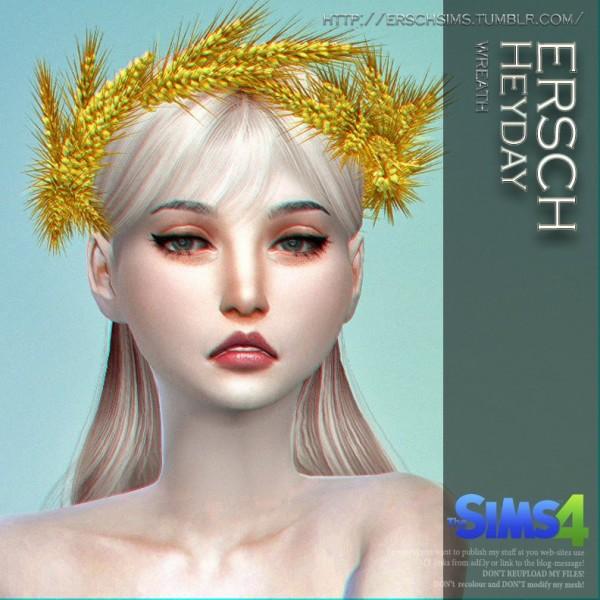 ErSch Sims: Heyday Wreath