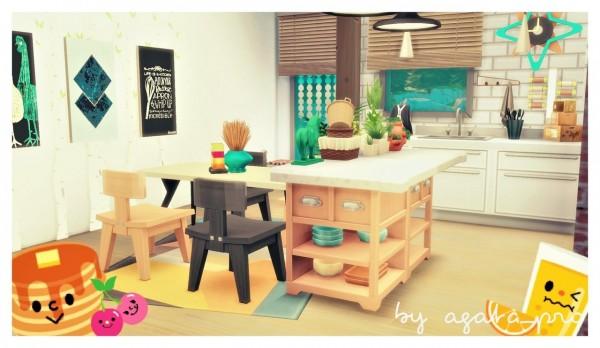 Agathea k: Comfortable Modern Livingroom