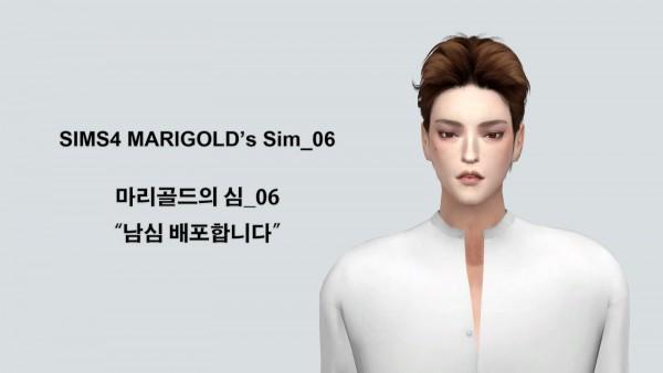 SIMS4 Marigold: Sim 06