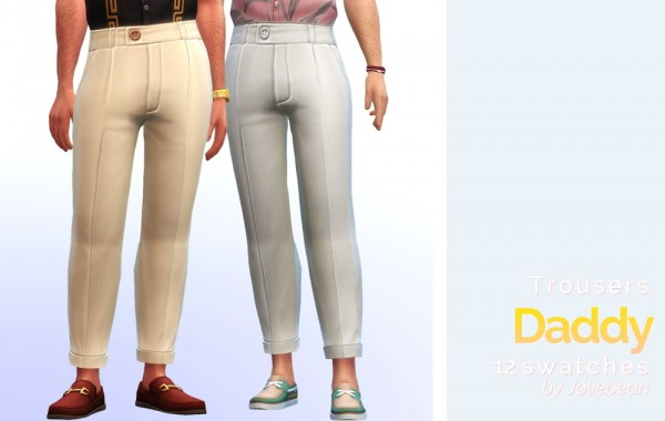 Joliebean: Daddy   trousers