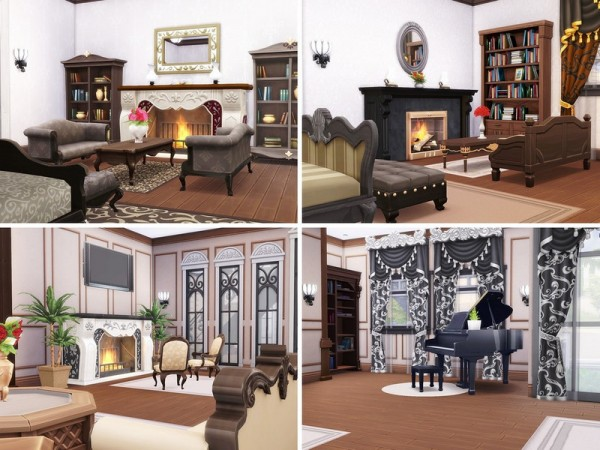 The Sims Resource: No Place Like Home by MychQQQ