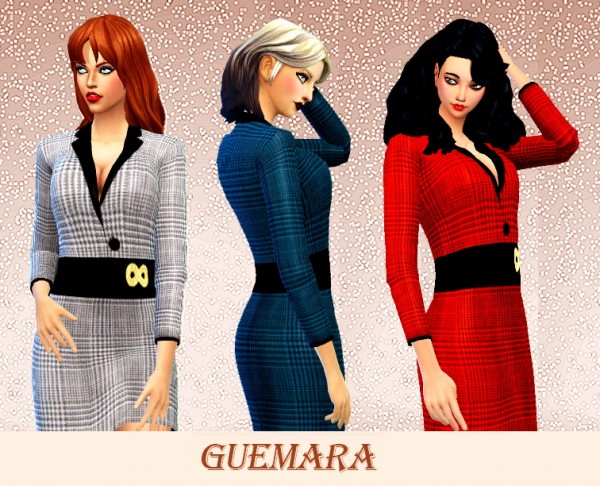Guemara: New coat dress